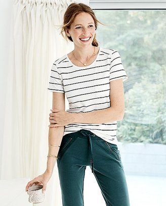 Women's Pima Pocket Tee $38 thestylecure.com