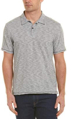 Rag & Bone Owen Stripe Polo Shirt