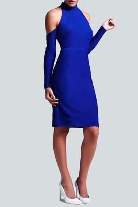 Mac Duggal Bare Shoulder Dress