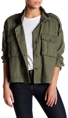 Abound Swing Military Jacket $39.97 thestylecure.com