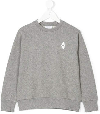 Marcelo Burlon County of Milan Kids Staff sweatshirt