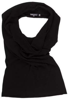Vince Sleeveless Cashmere Top