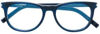 Saint Laurent Eyewear round glasses