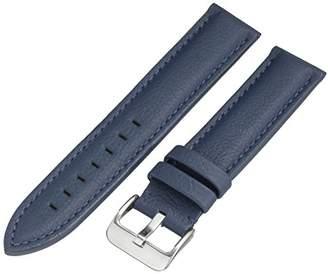 Hadley Roma Hadley-Roma MS2044RF 200 20mm Leather Calfskin Watch Strap