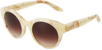 Barton Perreira Isadora Cat-Eye Sunglasses, Tusk Smoky Topaz