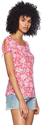 U.S. Polo Assn. Women's Short Sleeve V-Neck T-Shirt