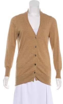 Etoile Isabel Marant Long Sleeve Cotton Cardigan