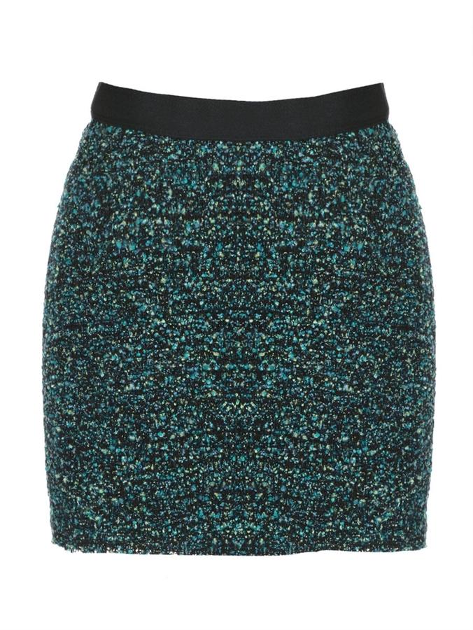 Bailey 44 Stromboli Mini Skirt