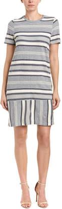 Sol Angeles Mayan Stripe T-Shirt Dress