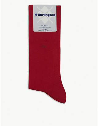Burlington Dublin cotton socks