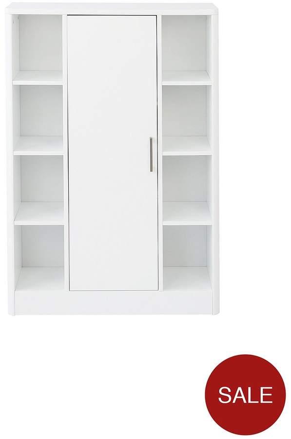 Luna Bathroom Console Unit - White
