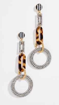 Elizabeth Cole Linden Earrings