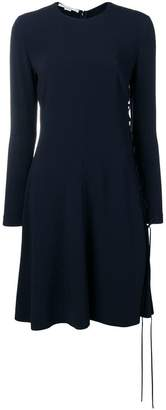 Stella McCartney fitted flared dress