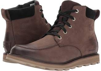 Sorel Madson Moc Toe Waterproof Men's Waterproof Boots