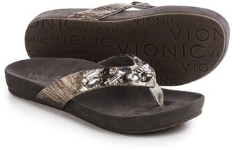 Vionic with Orthaheel Technology Verity Flip-Flops (For Women) $59.99 thestylecure.com