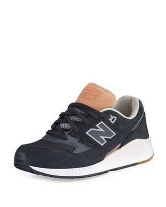 New Balance 530 In-Line Trainer Sneaker, Outer Space Thunder $160 thestylecure.com
