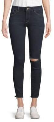 Margaux Instasculpt Distressed Jeans