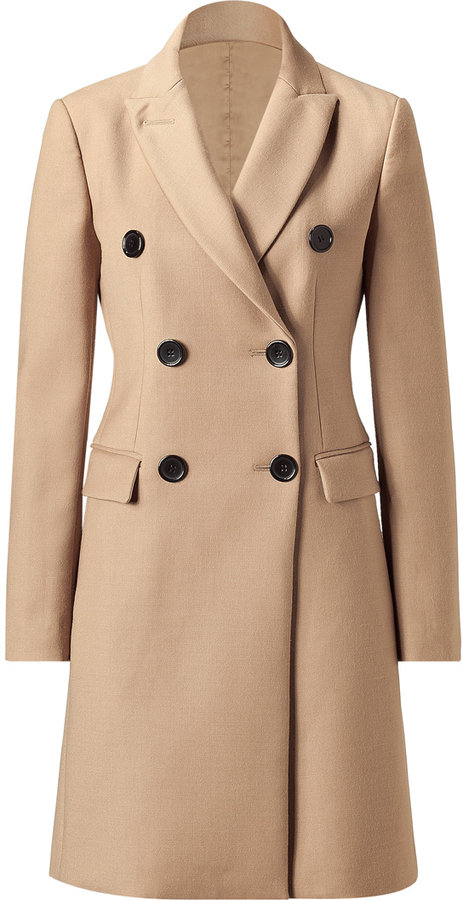 By Malene Birger Camel Coat