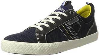 Mens 13606 Low-Top Sneakers s.Oliver wuRUB