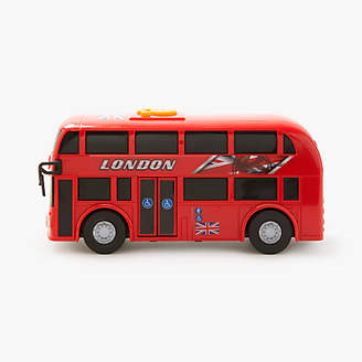 John Lewis Sound & Light London Bus