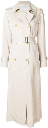 Mauro Grifoni double breasted trench coat