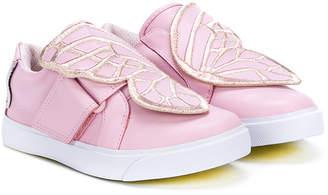 Sophia Webster Mini Butterfly patch sneakers