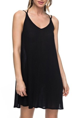 Women's Roxy Dome Of Amalfi Strappy Camisole Dress $44.50 thestylecure.com