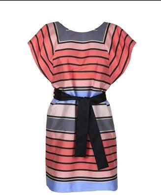 Emporio Armani multicolor short-sleeved dress