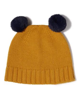Jigsaw Faux Fur Trim Hat