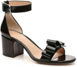 Women's Aimee Sandal -Black $265 thestylecure.com
