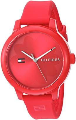 Tommy Hilfiger Women's 'Everyday Sport' Quartz Resin and Silicone Casual Watch
