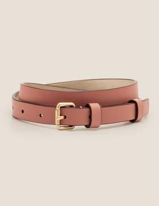 Boden Skinny Buckle Belt