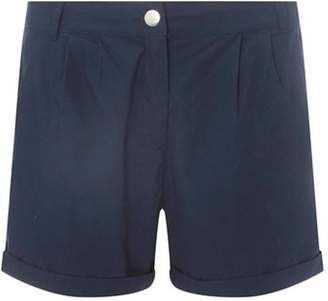 Dorothy Perkins Womens Navy Shorts
