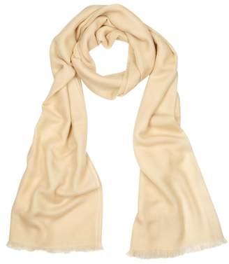 Isabel Marant Ghazel Sand Wool Scarf