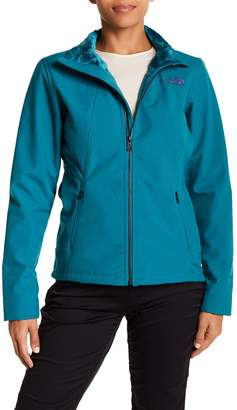 The North Face Apex Chromium Front Zip Jacket