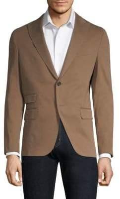 Eleventy Cashmere-Blend Sportcoat