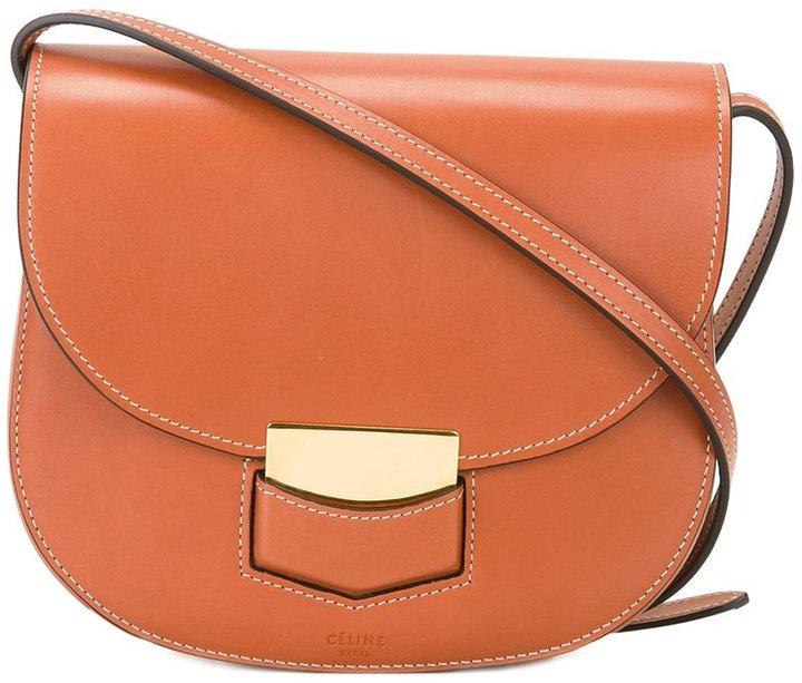 CelineCéline small Trotter shoulder bag