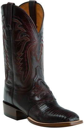 Lucchese Men's Limited Release Western Leather Boot