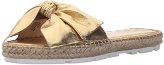 Nine West Women's Deasia Metallic Dress Sandal
