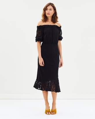 Allegra Midi Dress