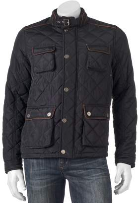 X-Ray Xray Men's XRAY Quilted Jacket