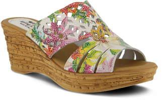 Spring Step Viniko Platform Wedge Sandal
