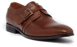 Vintage Foundry Belted Leather Loafer