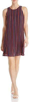Adrianna Papell Striped Shift Dress