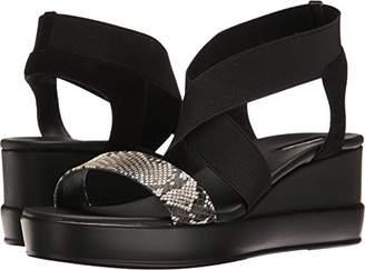 Tahari Women's TA-Prince Wedge Sandal