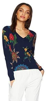 Desigual Women's Perkins Pullover Sweater