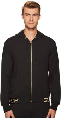 Versace Track Jacket Men's Coat