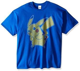 Pokemon Men's Pikachu T-Shirt