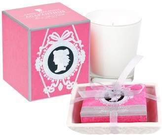 Seda France Cameo Agapanthus Boxed Candle & Soap Gift Set