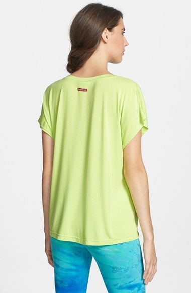 Women's Hard Tail 'Siro' Slouchy V-Neck Tee 2